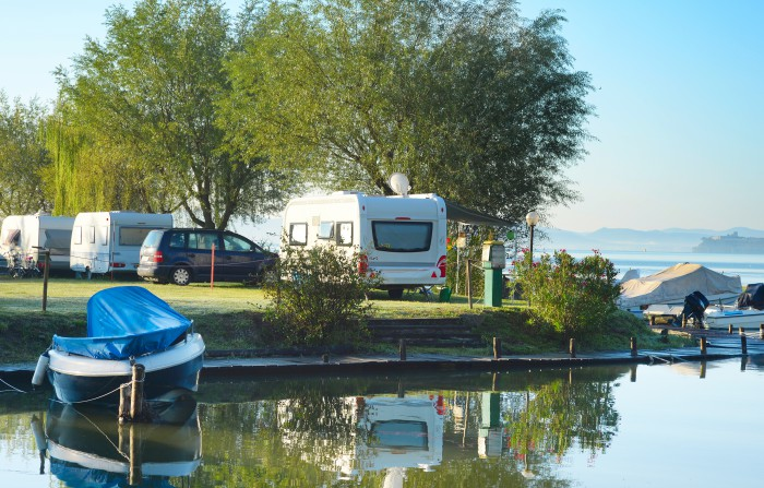 camping peche